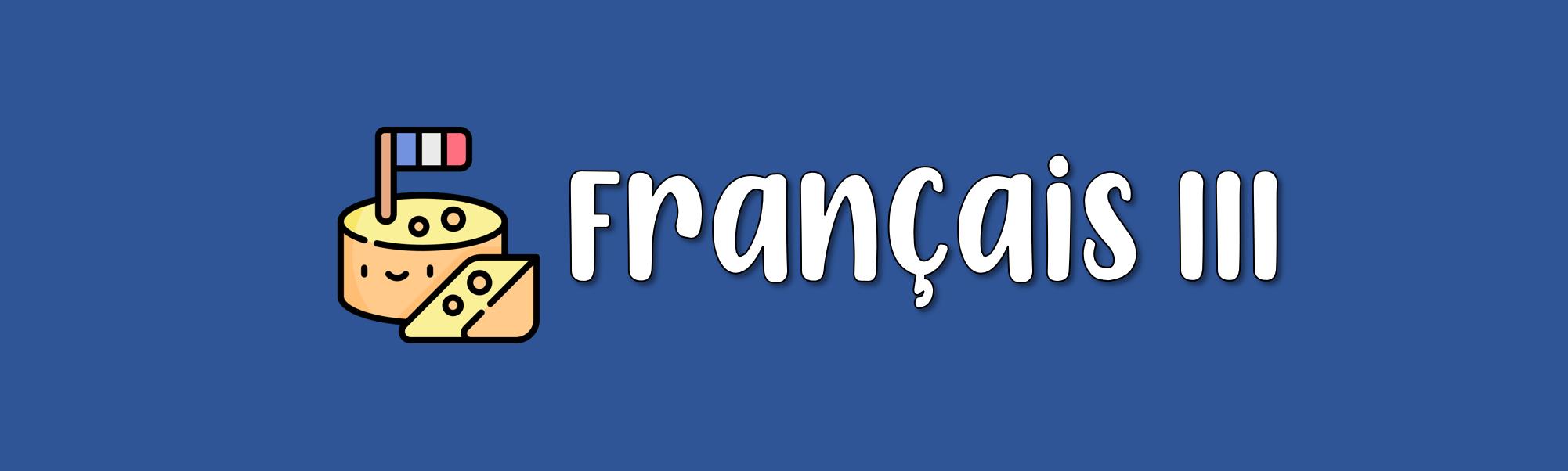Francés III